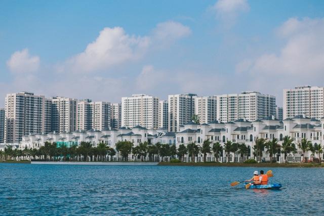Giá chung cư tiếp tục tăng dù đã leo lên mặt bằng mới? - 1