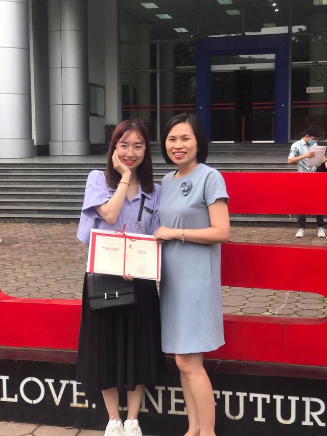 Nữ sinh Hải Phòng ẵm bằng tốt nghiệp xuất sắc của ĐH Bách Khoa Hà Nội - 2