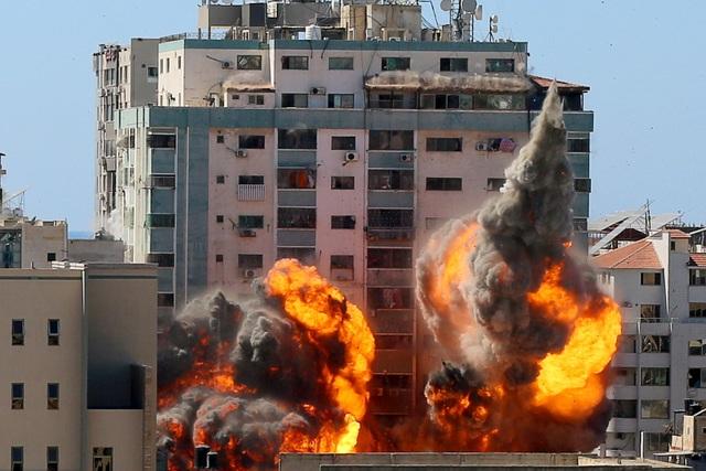 Xung đột ngàn năm Israel - Palestine đốt nóng vùng đất thiêng - 5
