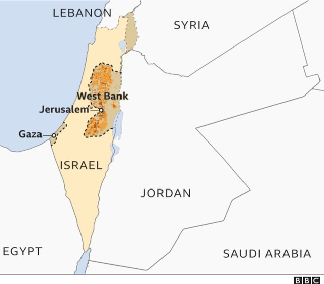 Xung đột ngàn năm Israel - Palestine đốt nóng vùng đất thiêng - 3