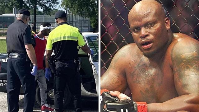 Tên trộm ăn đòn nhừ tử vì dám trộm xe của cao thủ làng MMA - 1