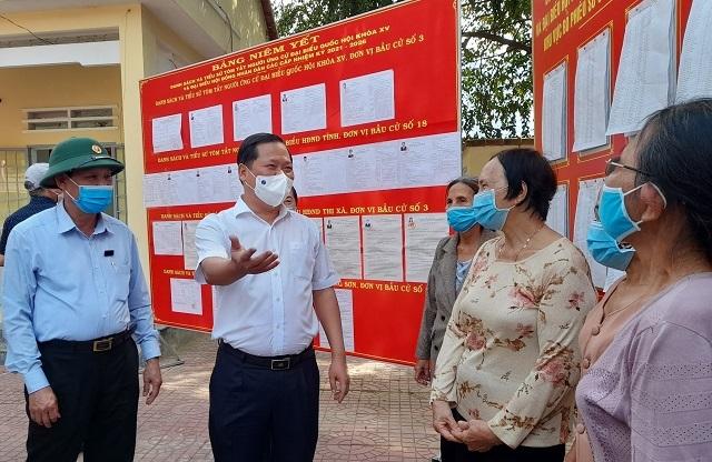Bình Định kêu gọi ngư dân đánh bắt xa bờ kịp về bầu cử - 2