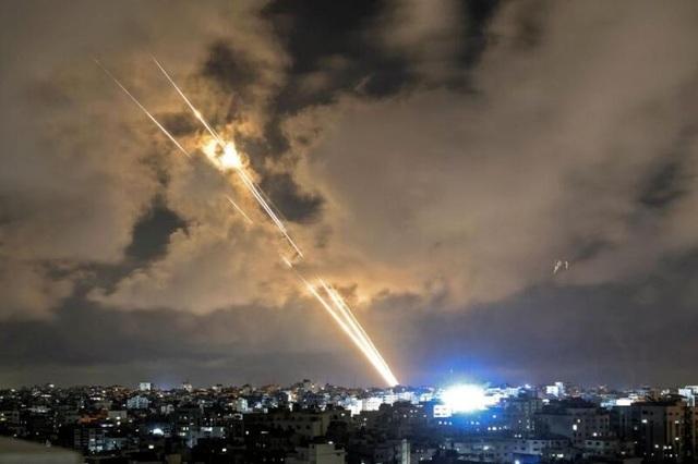 Israel và Hamas ngừng bắn sau 11 ngày chiến sự rung chuyển Trung Đông - 1