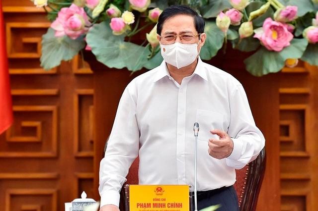 Về những lời chia sẻ, dặn dò của Thủ tướng Phạm Minh Chính - 1