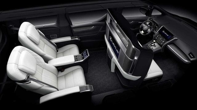 Lexus LM 350 bán chính hãng - Chuyên cơ mặt đất cho đại gia Việt - 3