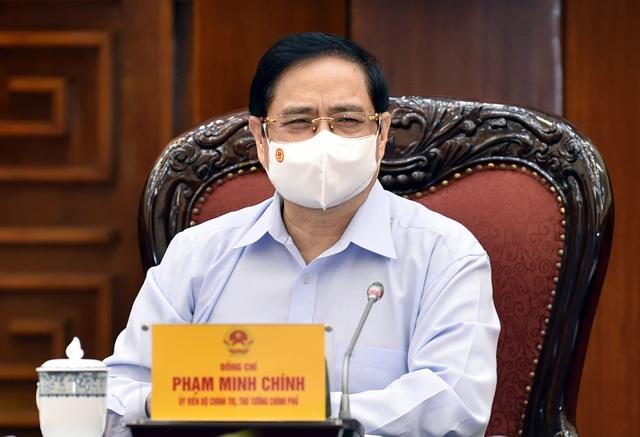 Thủ tướng: Xóa bỏ xin-cho, bảo vệ những người dám nghĩ, dám làm - 1
