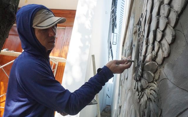 Kiếm vài chục triệu đồng mỗi tháng từ nghề vẽ tranh tường - 2