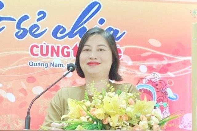 Trường Cao đẳng Quảng Nam có hiệu trưởng mới - 1