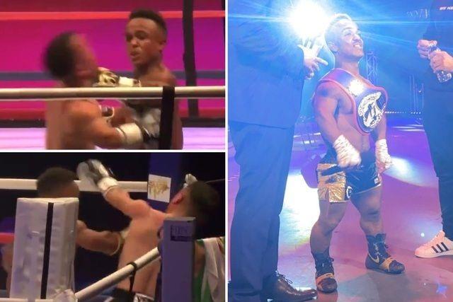Làng võ dậy sóng vì trận đấu đặc biệt của hai võ sĩ nặng chưa đến 20kg - 3