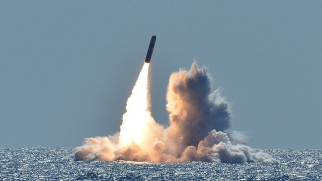 Mỹ dè chừng Trung Quốc vượt mặt về vũ khí hạt nhân - 1