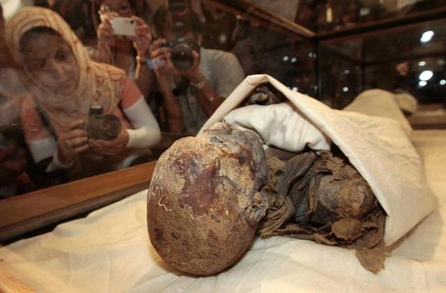 Bảy xác ướp Ai Cập nổi tiếng nhất mọi thời đại - 3