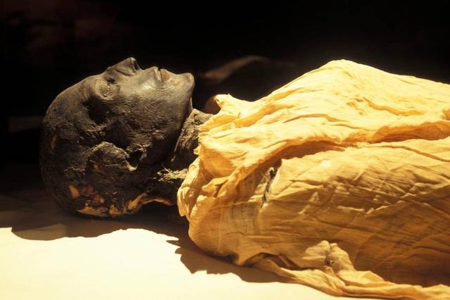Bảy xác ướp Ai Cập nổi tiếng nhất mọi thời đại - 5