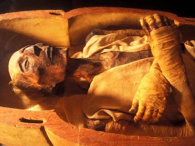 Bảy xác ướp Ai Cập nổi tiếng nhất mọi thời đại - 6