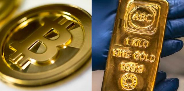 Tại sao đổ tiền vào vàng vẫn tốt hơn bitcoin? - 1