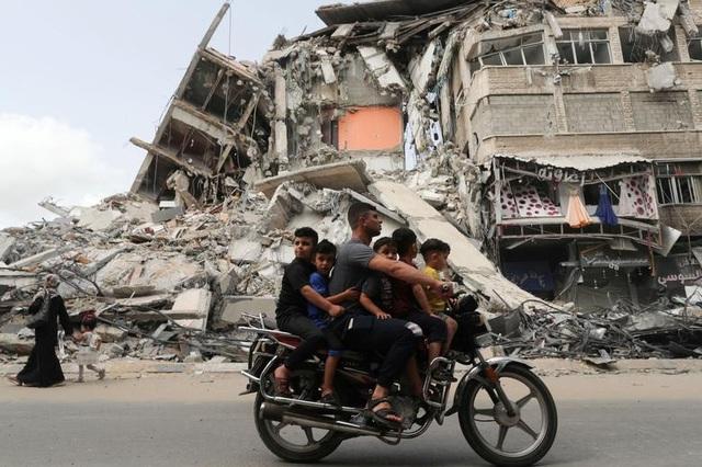 Chiến sự Israel - Hamas và bài toán rất khó của ông Biden - 2