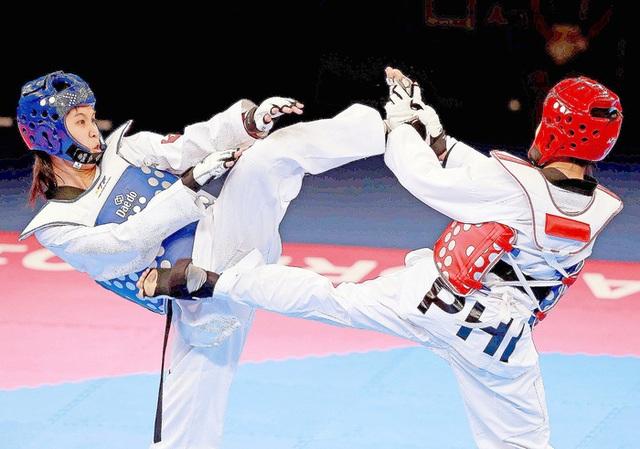 Taekwondo Việt Nam giành quyền tham dự Olympic Tokyo - 1