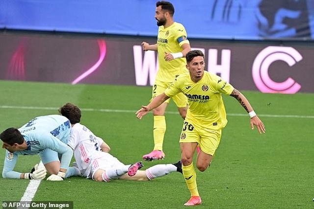 Atletico lên ngôi vô địch La Liga, Real Madrid cay đắng về nhì - 12
