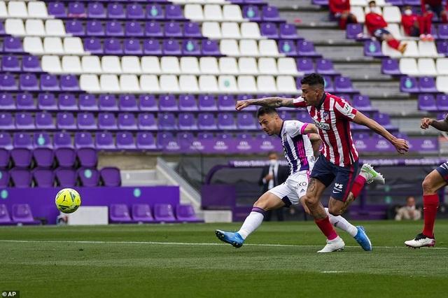 Atletico lên ngôi vô địch La Liga, Real Madrid cay đắng về nhì - 1