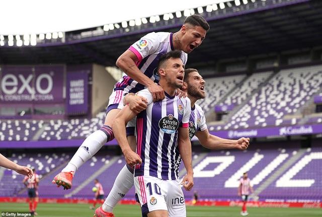Atletico lên ngôi vô địch La Liga, Real Madrid cay đắng về nhì - 2