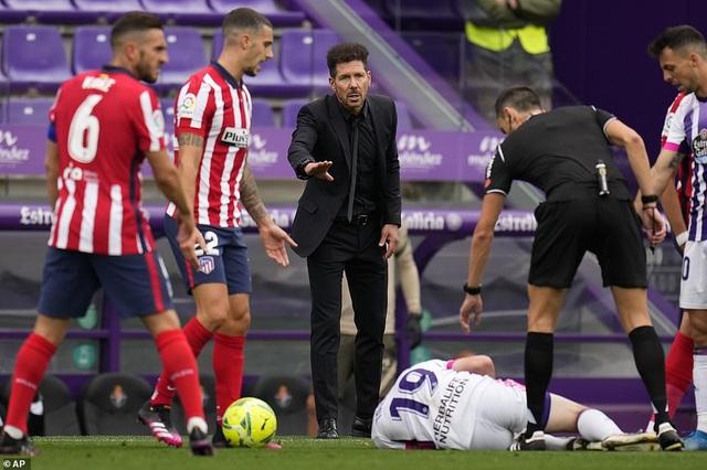 Atletico lên ngôi vô địch La Liga, Real Madrid cay đắng về nhì - 3