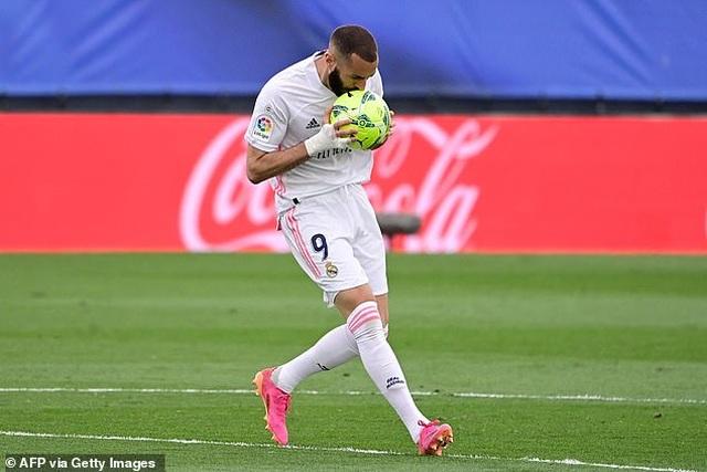 Atletico lên ngôi vô địch La Liga, Real Madrid cay đắng về nhì - 19