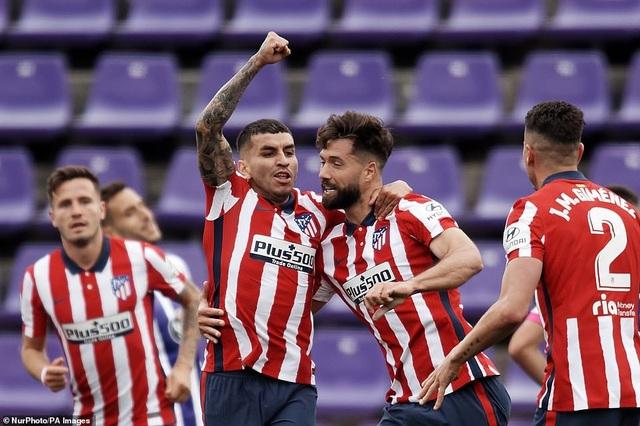Atletico lên ngôi vô địch La Liga, Real Madrid cay đắng về nhì - 6