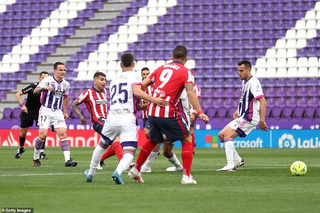 Atletico lên ngôi vô địch La Liga, Real Madrid cay đắng về nhì - 5