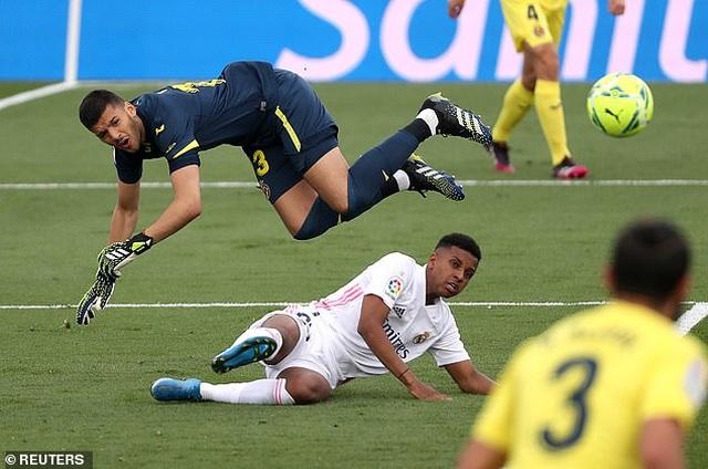 Atletico lên ngôi vô địch La Liga, Real Madrid cay đắng về nhì - 14