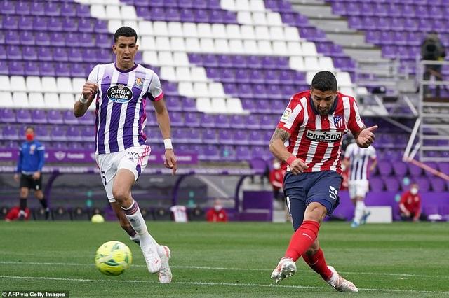 Atletico lên ngôi vô địch La Liga, Real Madrid cay đắng về nhì - 7