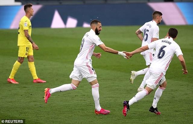 Atletico lên ngôi vô địch La Liga, Real Madrid cay đắng về nhì - 21