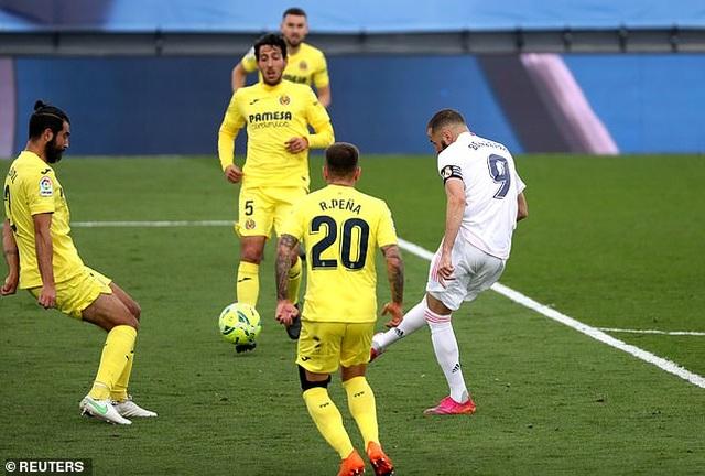 Atletico lên ngôi vô địch La Liga, Real Madrid cay đắng về nhì - 18