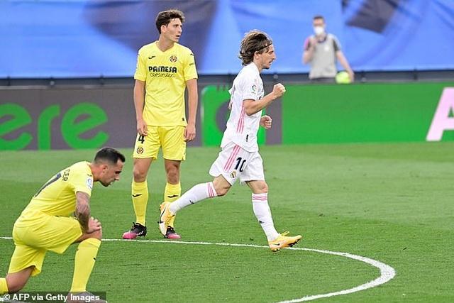 Atletico lên ngôi vô địch La Liga, Real Madrid cay đắng về nhì - 20
