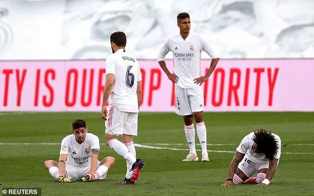 Atletico lên ngôi vô địch La Liga, Real Madrid cay đắng về nhì - 22