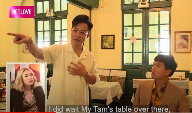 Quách Tuấn Du từng phải phục vụ bàn cho Mỹ Tâm: Tôi xấu hổ, gục mặt xuống - 1