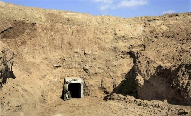 Những điều ít biết về địa đạo bí ẩn của lực lượng Hamas ở Dải Gaza - 1