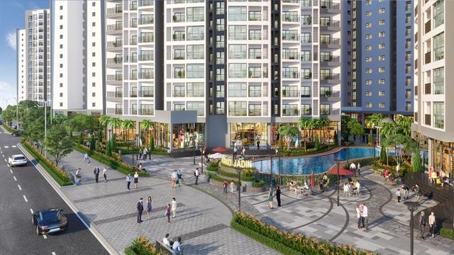 Giải mã căn hộ hút khách phía Đông Hà Nội - 2