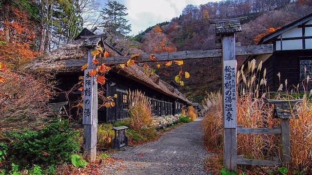 Bát đại ryokan onsen của núi Nyuto - 3