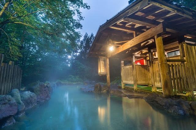 Bát đại ryokan onsen của núi Nyuto - 6