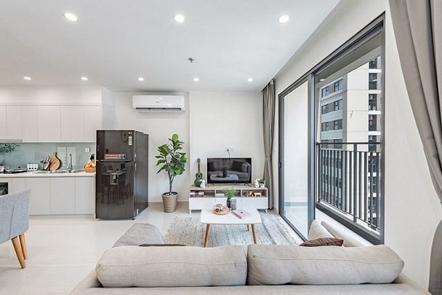 Khám phá căn hộ cho thuê đẳng cấp phía Tây Hà Nội - 8