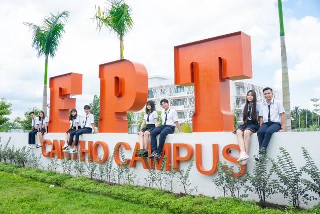 Cơ hội vàng vào lớp 10: Xét học bạ tại THPT FPT Cần Thơ - 1