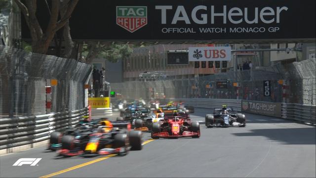 Sao đổi ngôi trên đường đua Monaco, nhà vô địch thua trắng - 2