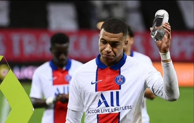PSG ngậm ngùi nhìn Lille đăng quang chức vô địch Ligue 1 - 3