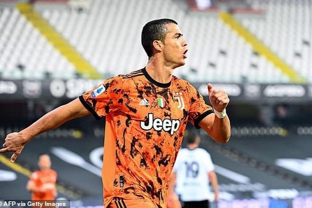 Giành danh hiệu Vua phá lưới Serie A, C.Ronaldo đi vào lịch sử - 1