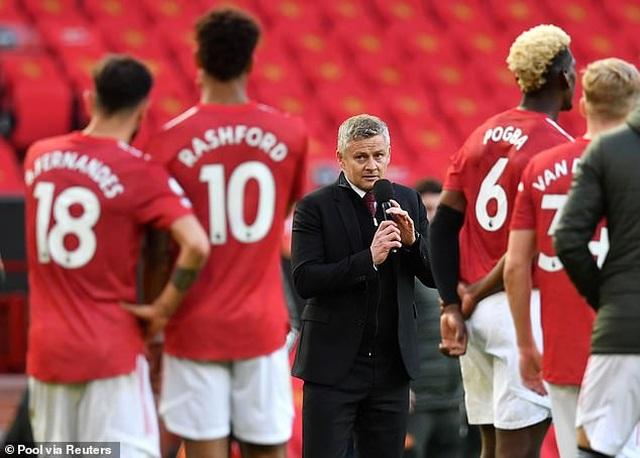 HLV Solskjaer ra yêu cầu với Ban lãnh đạo Man Utd sau khi kết thúc mùa giải - 1