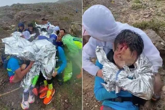 Nhân chứng miêu tả cảnh kinh hoàng trên đường đua tử thần ở Trung Quốc - 2