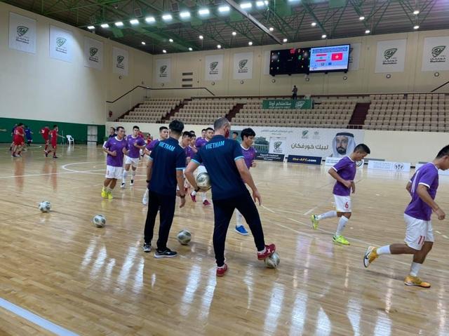 Hòa Lebanon, đội tuyển futsal Việt Nam giành vé dự World Cup - 7