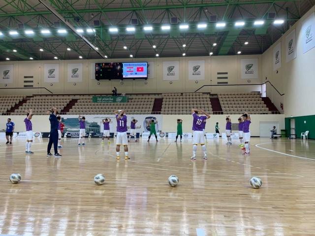 Hòa Lebanon, đội tuyển futsal Việt Nam giành vé dự World Cup - 6