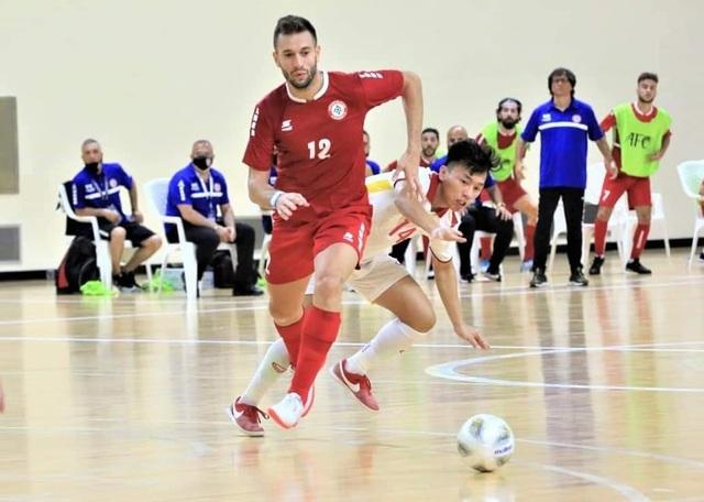 Hòa Lebanon, đội tuyển futsal Việt Nam giành vé dự World Cup - 5