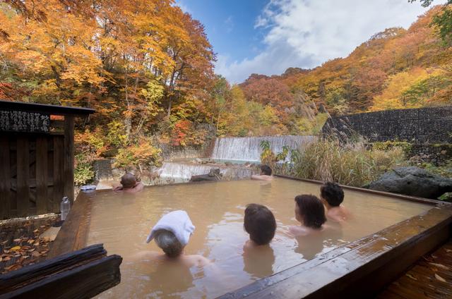 Nyuto Onsen - Suối nước nóng bí mật của người dân phố núi - 3