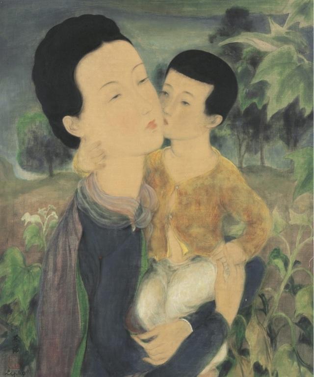 Gia tài hội họa triệu USD của danh họa Lê Phổ - 15